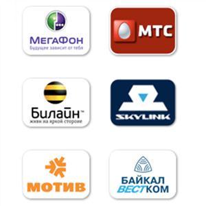 Операторы сотовой связи Белинского
