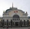 Железнодорожные вокзалы в Белинском