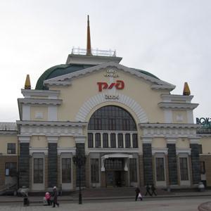 Железнодорожные вокзалы Белинского